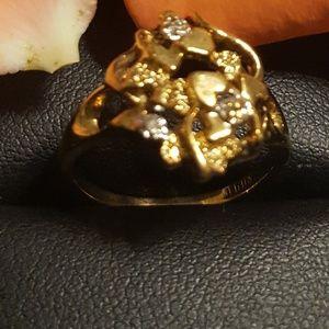 10k GOLD Ring